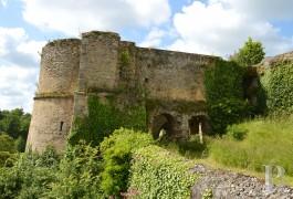 chateau a vendre ruine
