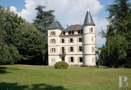 chateau a vendre thonon