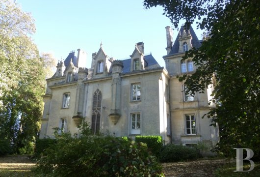 chateaux a vendre basse normandie calvados neo - 2