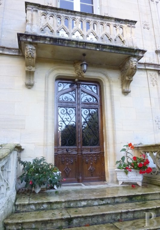 chateaux a vendre basse normandie calvados neo - 7