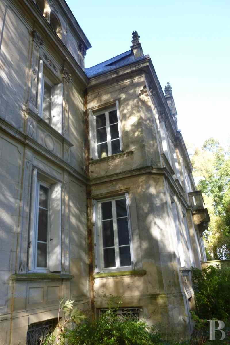 chateaux a vendre basse normandie calvados neo - 5 zoom
