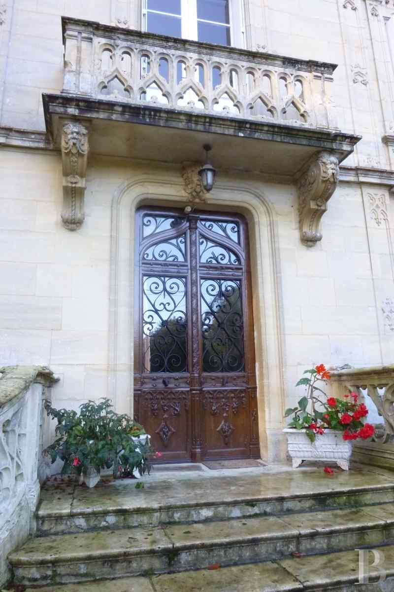 chateaux a vendre basse normandie calvados neo - 7 zoom