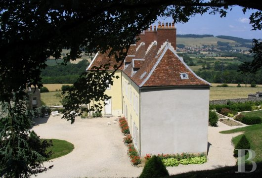 french equestrian properties for sale burgundy property view - 7