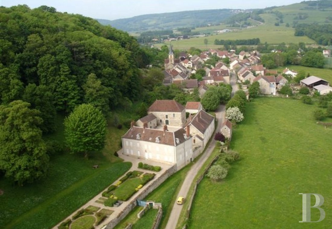 french equestrian properties for sale burgundy property view - 1