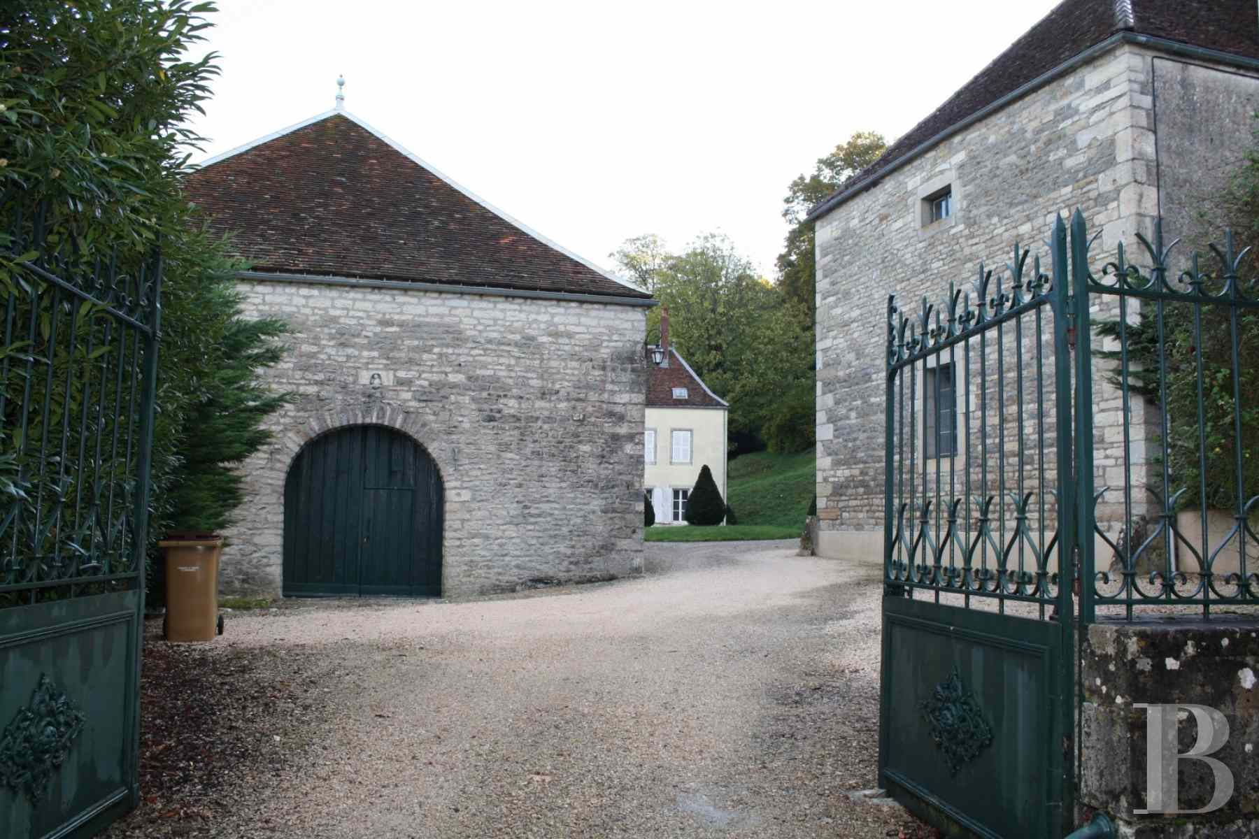 french equestrian properties for sale burgundy property view - 14 zoom