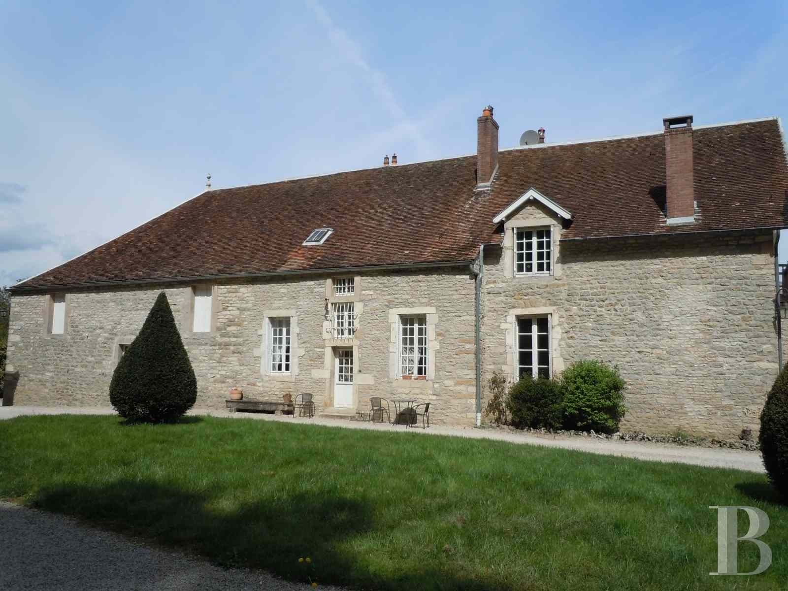 french equestrian properties for sale burgundy property view - 6 zoom