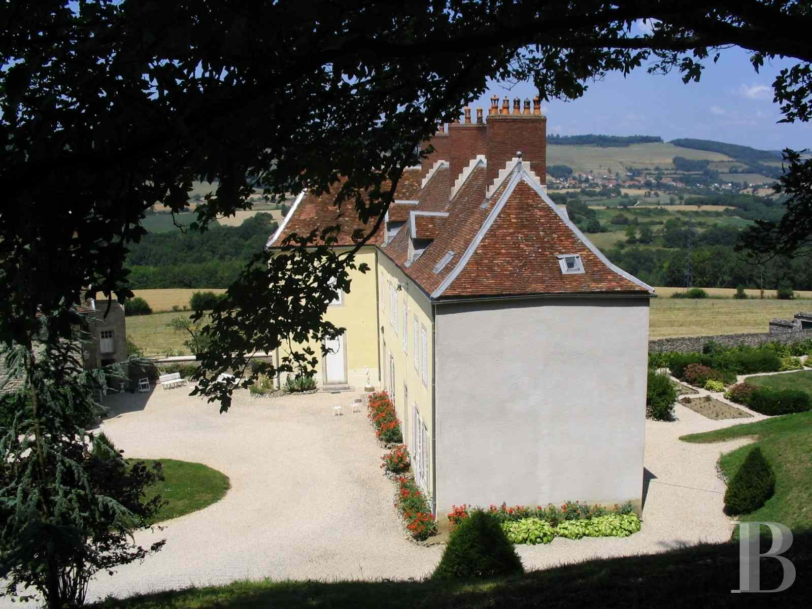 french equestrian properties for sale burgundy property view - 7 zoom