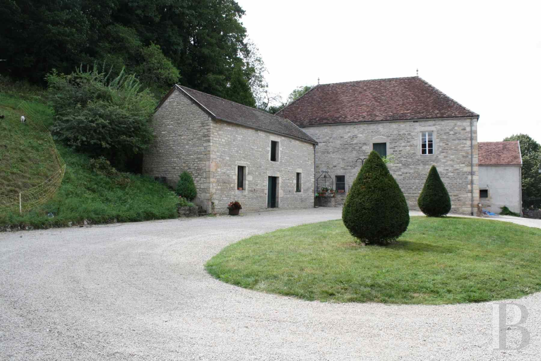 french equestrian properties for sale burgundy property view - 9 zoom