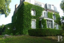 Equestrian properties for sale - champagne-ardennes - At less than 63 miles from Paris,-horses and Champagne