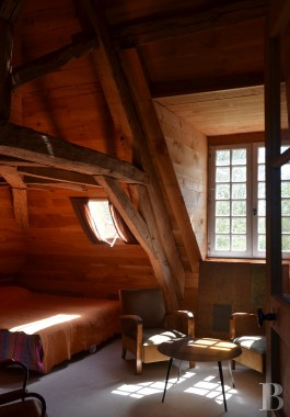 character properties France pays de loire sarthe barn - 7