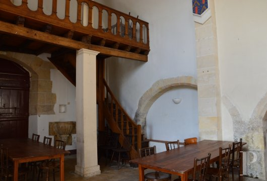 monastery for sale France center val de loire church chapel - 12