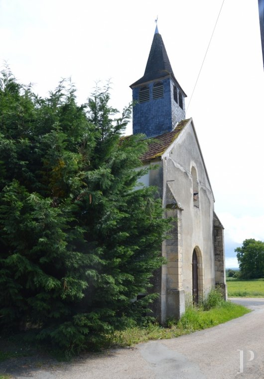 monastery for sale France center val de loire church chapel - 8