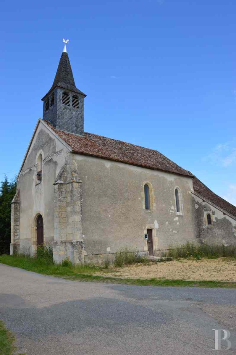 monastery for sale France center val de loire church chapel - 5 zoom