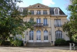 chateau a vendre region parisienne