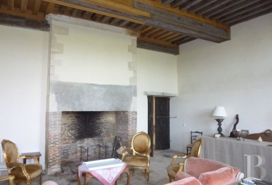 chateaux for sale France lower normandy bessin area - 9