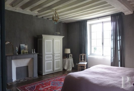 chateaux for sale France lower normandy bessin area - 12