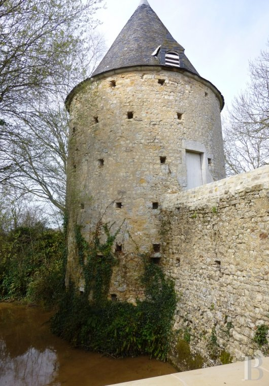 chateaux for sale France lower normandy bessin area - 4