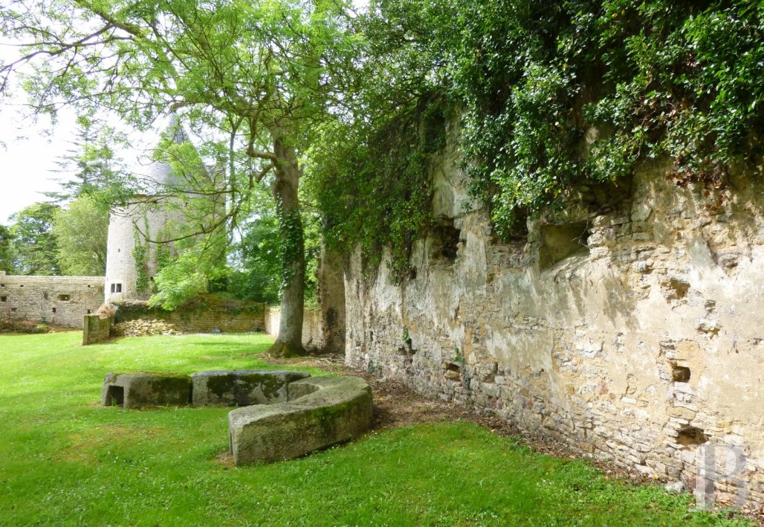chateaux for sale France lower normandy bessin area - 18