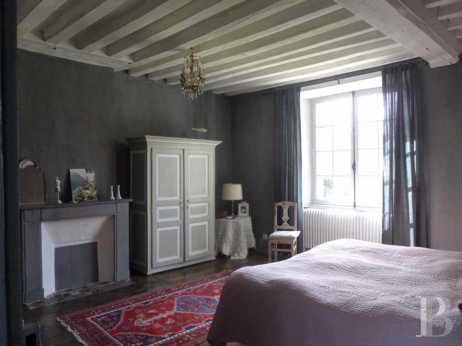 chateaux for sale France lower normandy bessin area - 12 zoom
