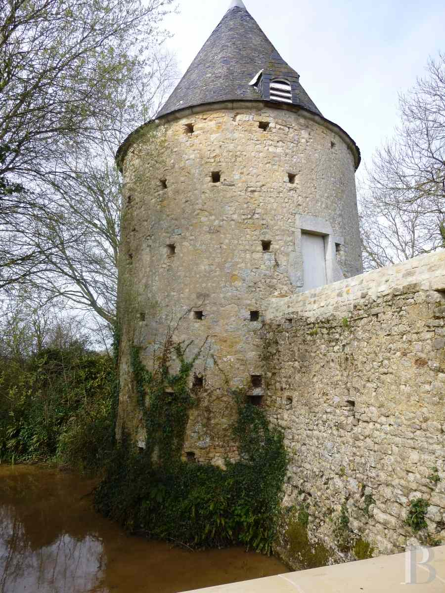 chateaux for sale France lower normandy bessin area - 4 zoom