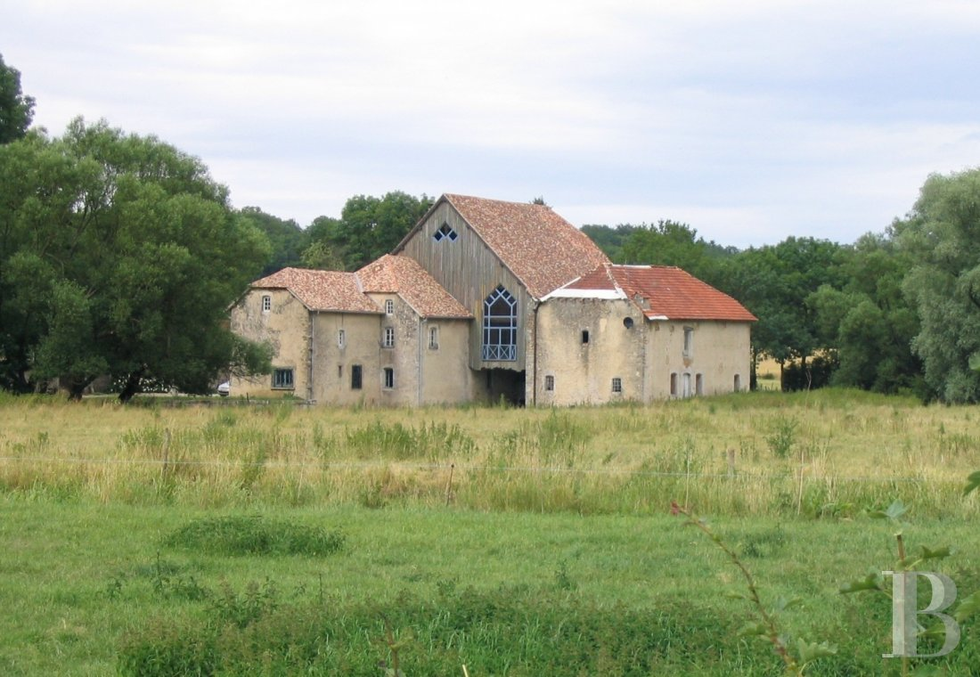 Character houses for sale - lorraine - A 16th century mill in the middle of grasslands to the south from Nancy