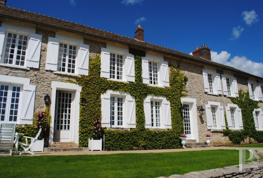 french farms for sale picardy vexin seigneurial - 2