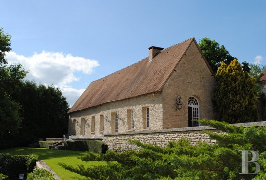 french farms for sale picardy vexin seigneurial - 3