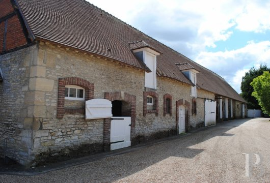 french farms for sale picardy vexin seigneurial - 5