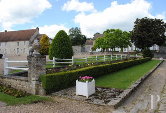 french farms for sale picardy vexin seigneurial - 8
