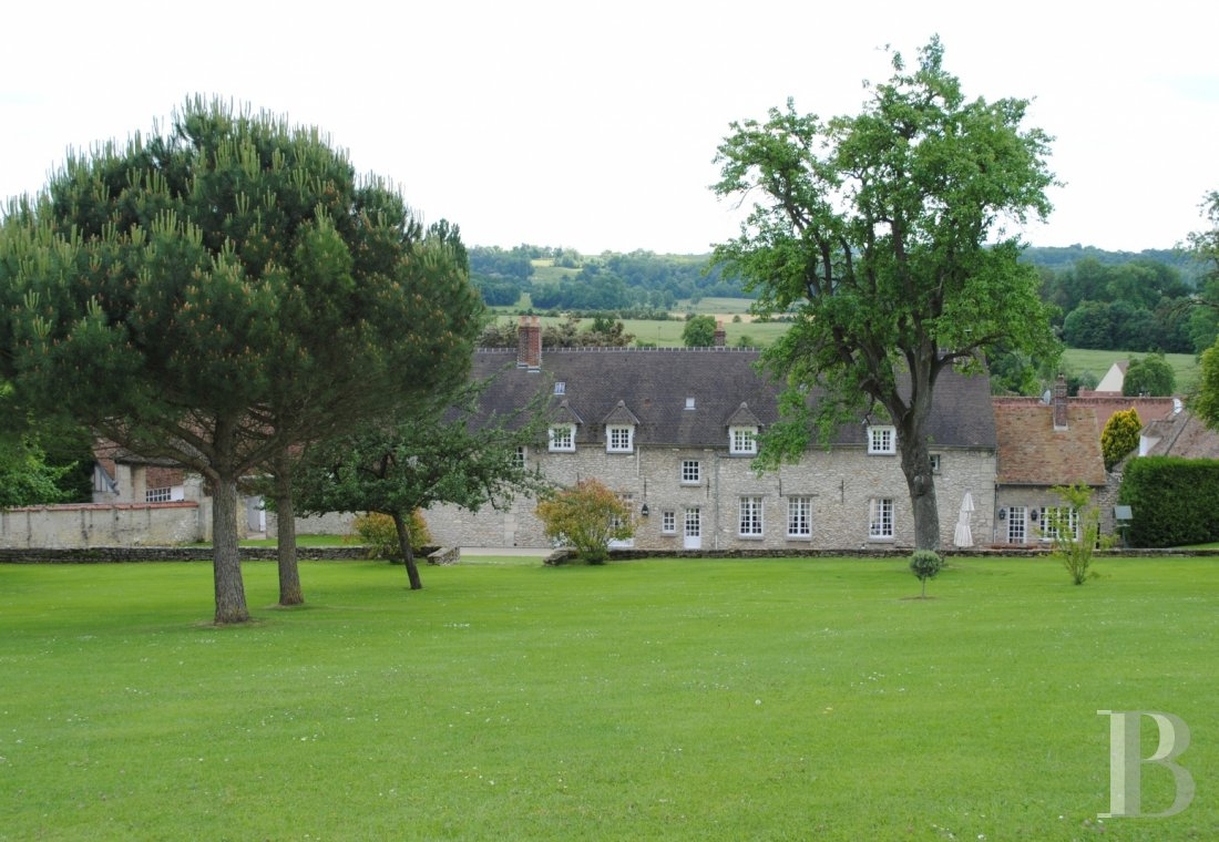 french farms for sale picardy vexin seigneurial - 21