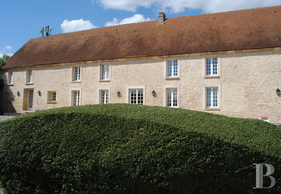 french farms for sale picardy vexin seigneurial - 4