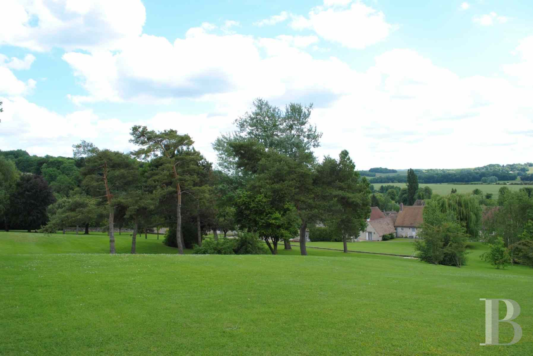 french farms for sale picardy vexin seigneurial - 13 zoom