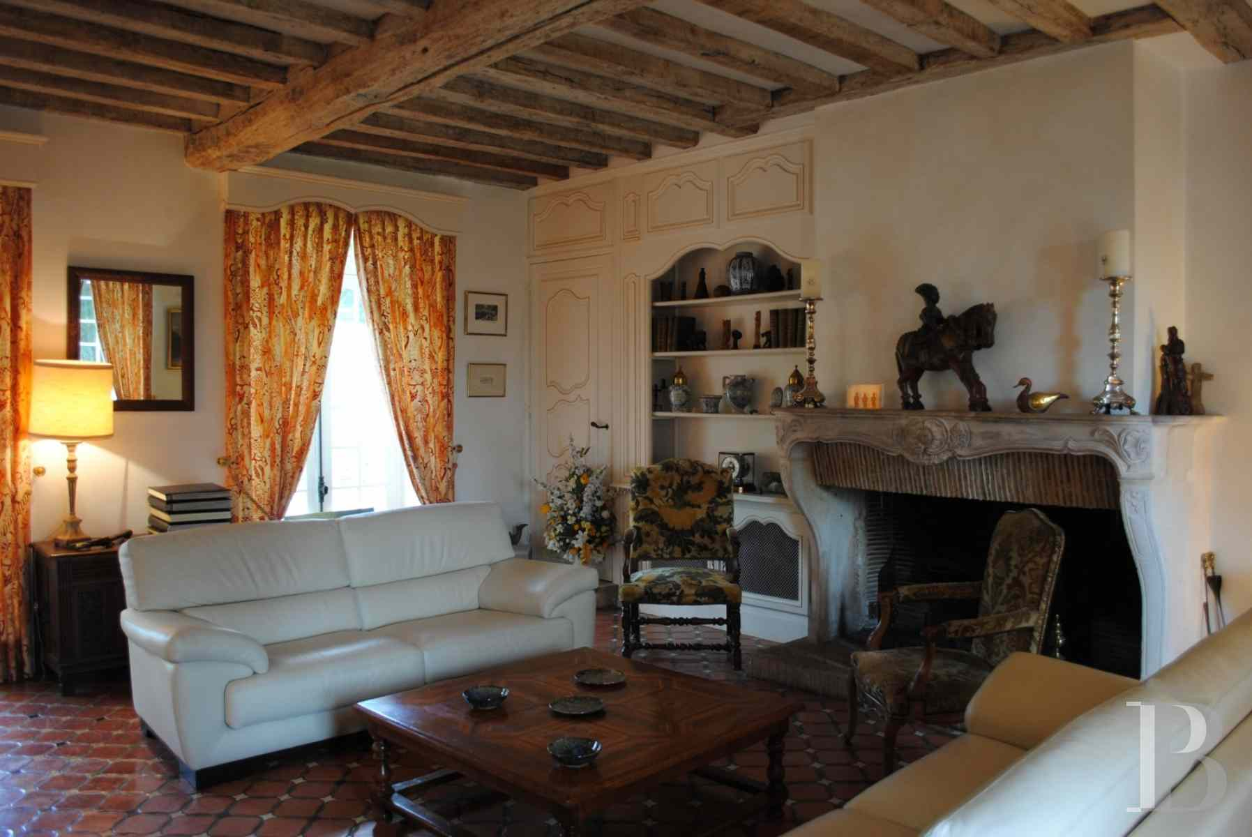 french farms for sale picardy vexin seigneurial - 15 zoom