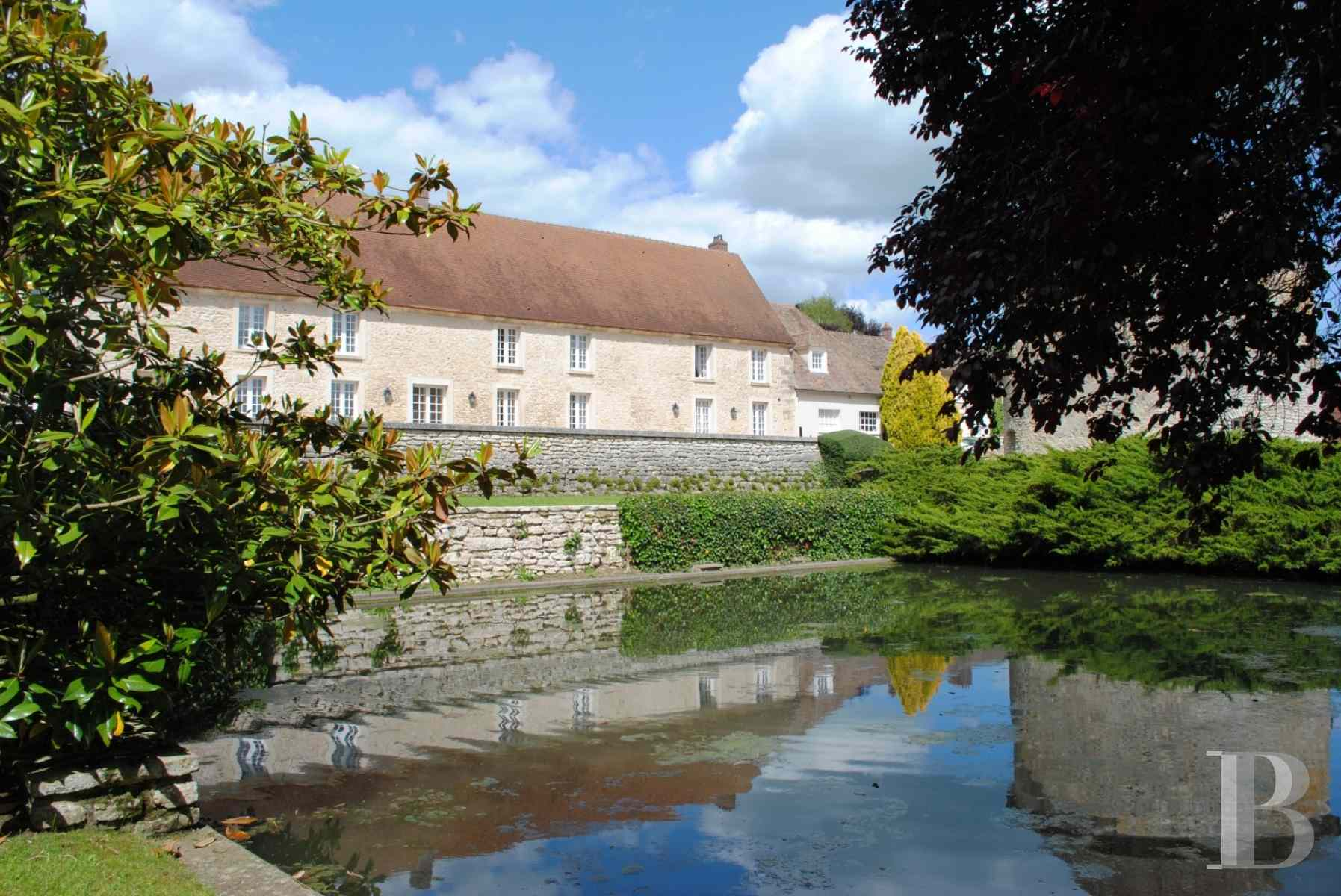 french farms for sale picardy vexin seigneurial - 1 zoom