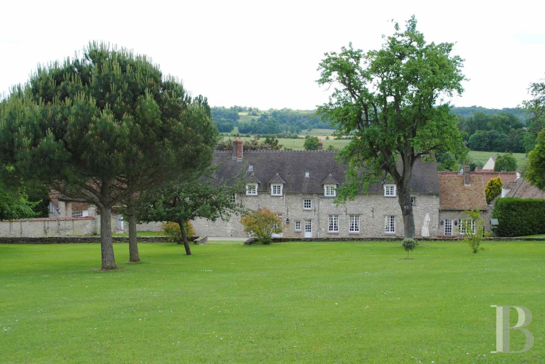 french farms for sale picardy vexin seigneurial - 21 zoom