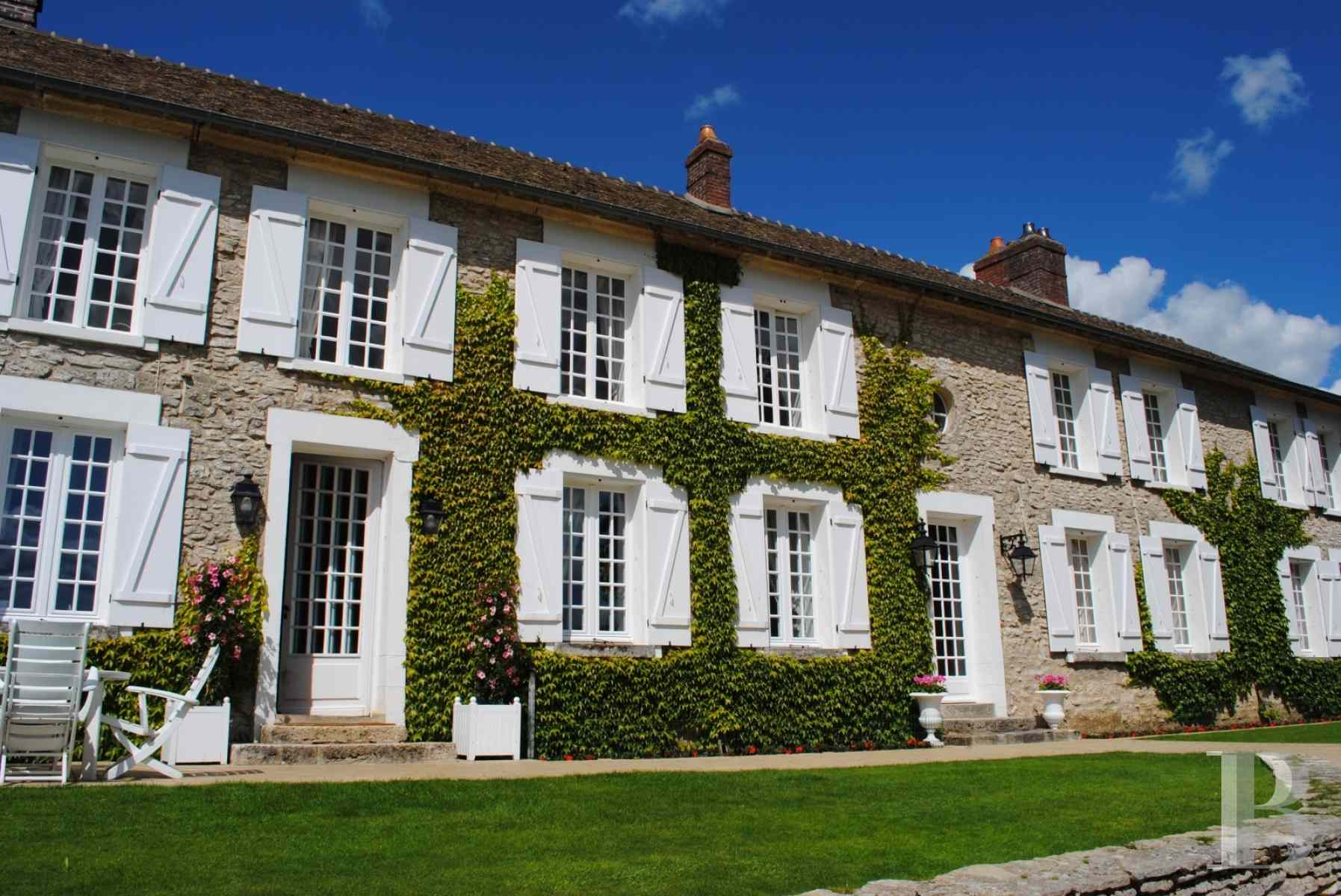 french farms for sale picardy vexin seigneurial - 2 zoom