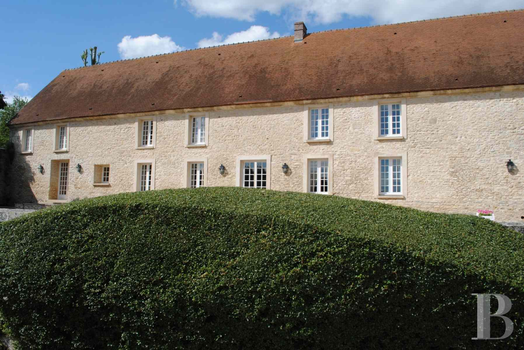 french farms for sale picardy vexin seigneurial - 4 zoom