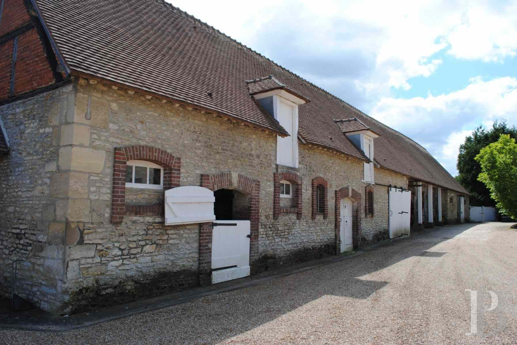 french farms for sale picardy vexin seigneurial - 5 zoom