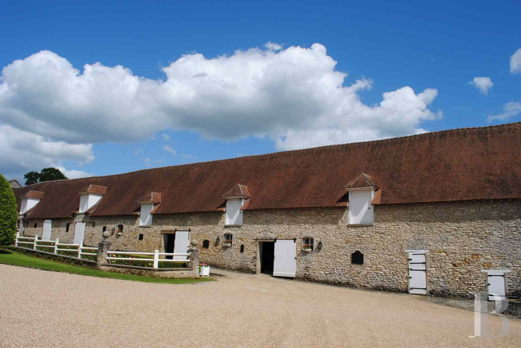 french farms for sale picardy vexin seigneurial - 6 zoom