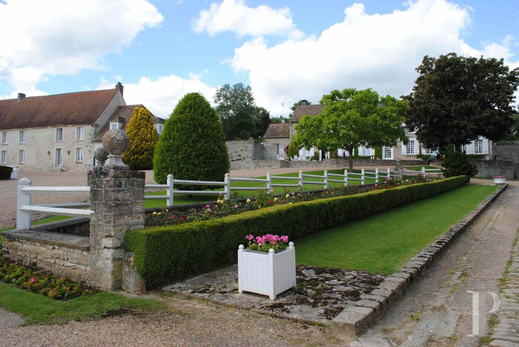 french farms for sale picardy vexin seigneurial - 8 zoom