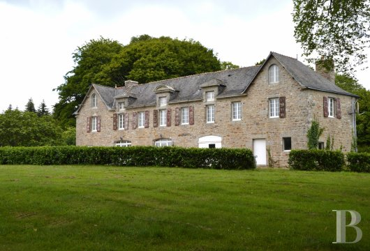 chateaux for sale France brittany   - 9