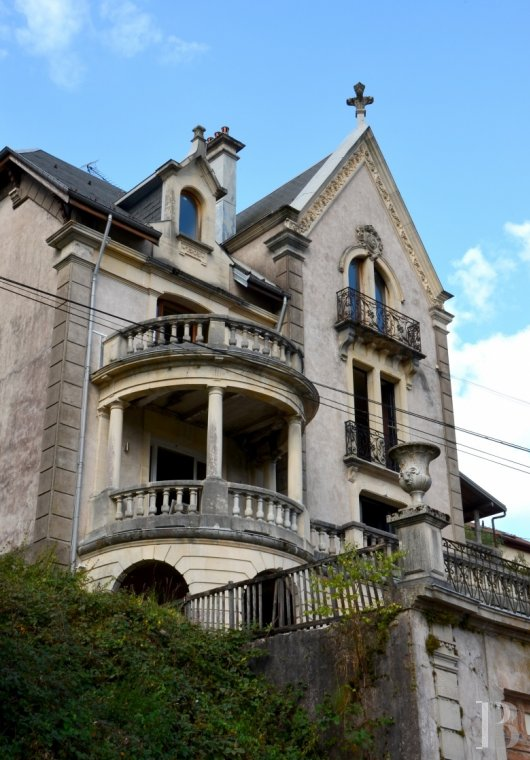 mansion houses for sale France lorraine belle epoque - 2