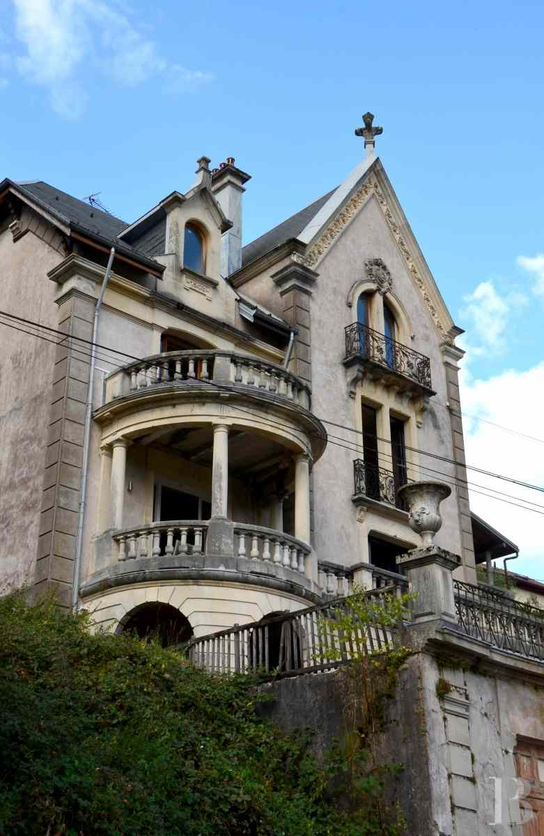 mansion houses for sale France lorraine belle epoque - 2 zoom
