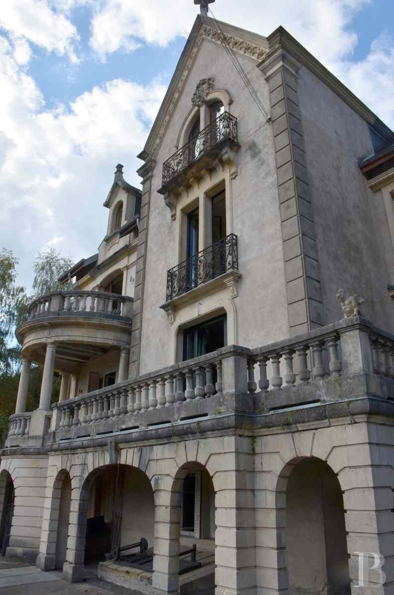 mansion houses for sale France lorraine belle epoque - 4 zoom