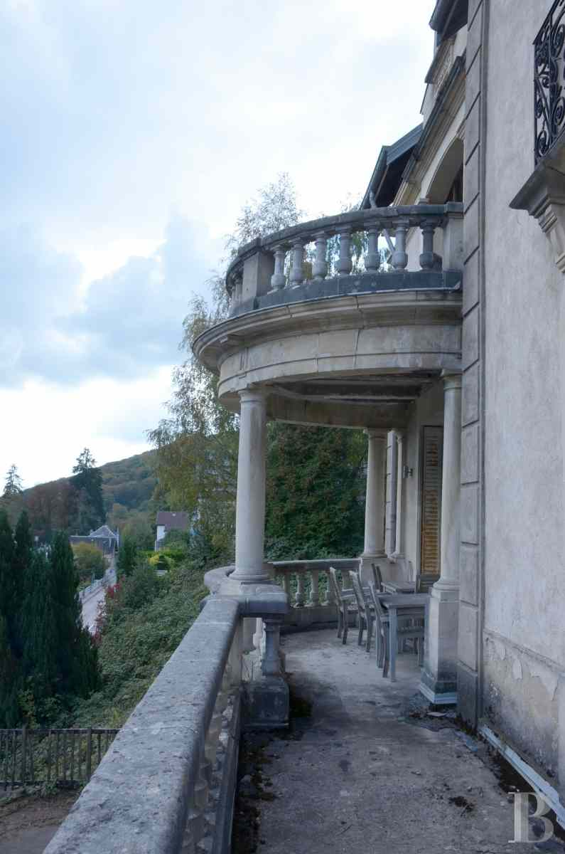 mansion houses for sale France lorraine belle epoque - 5 zoom