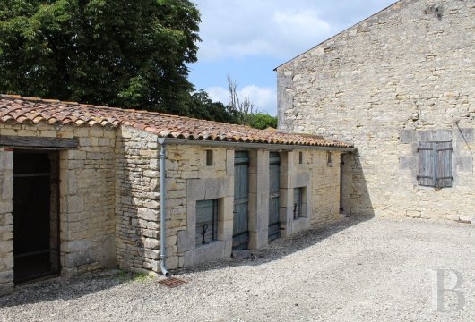 french farms for sale poitou charentes 19th century - 10
