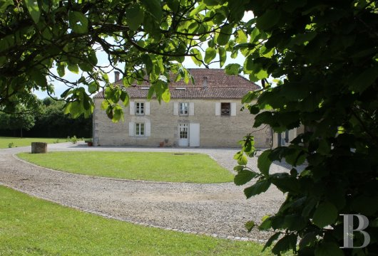 french farms for sale poitou charentes 19th century - 2