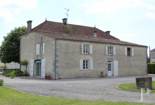 french farms for sale poitou charentes 19th century - 3