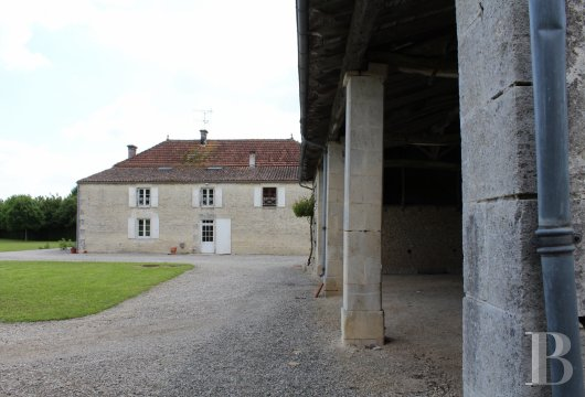 french farms for sale poitou charentes 19th century - 5