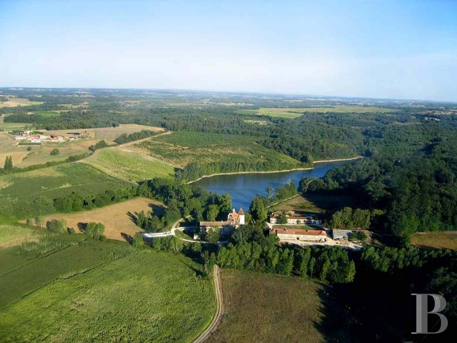 chateaux for sale France poitou charentes angouleme listed - 1 zoom